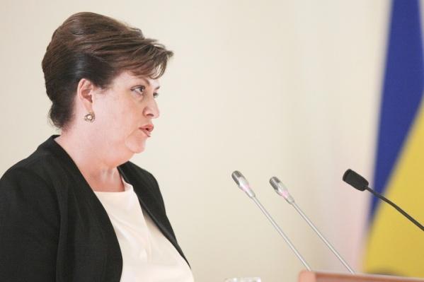 Татьяна Быковская покинула пост министра в октябре 2020 года