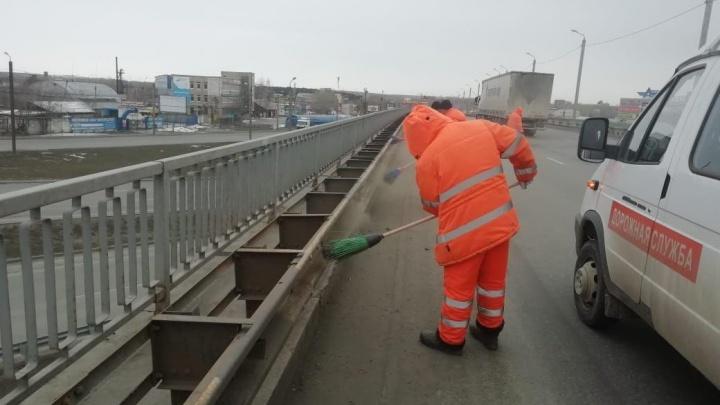 Наталья Котова попросила дорожников навести лоск на улицах Челябинска