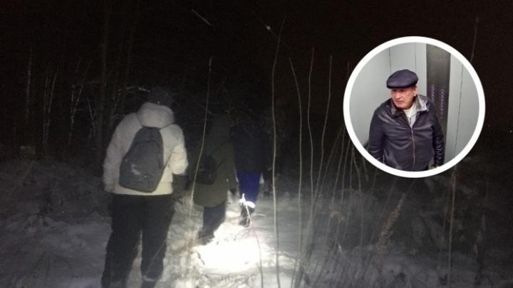 Пенсионера, пропавшего в октябре, нашли мертвым в лесу