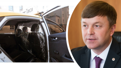 Как министр таксистов перегородки уговаривал поставить: тезисы с закрытой встречи в правительстве