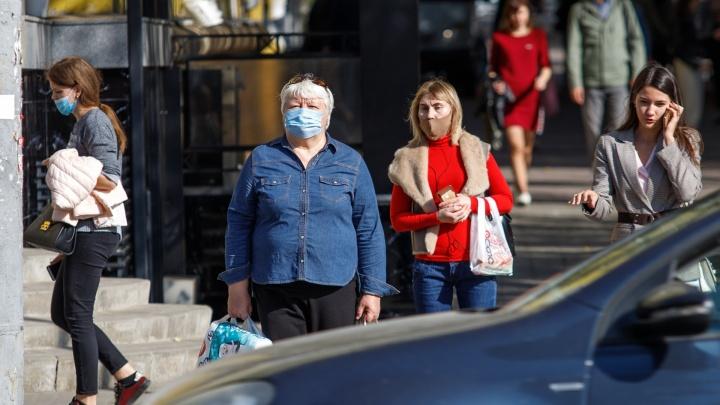 Не 353, а 290: регштаб назвал ошибочными данные о рекордной заболеваемости COVID-19 на Дону