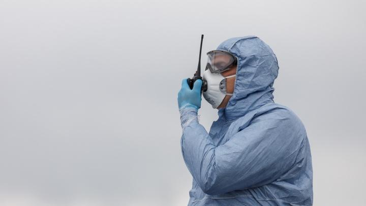 В Самарской области зафиксировали вспышку заражения коронавирусом