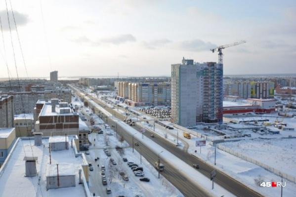 О планах застройки Заозёрного активно заговорили после визита Михаила Мишустина в Зауралье