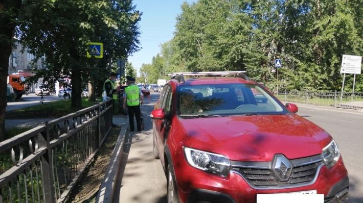 Водителя, сбившего четверых детей возле Кольцово, отправили под суд