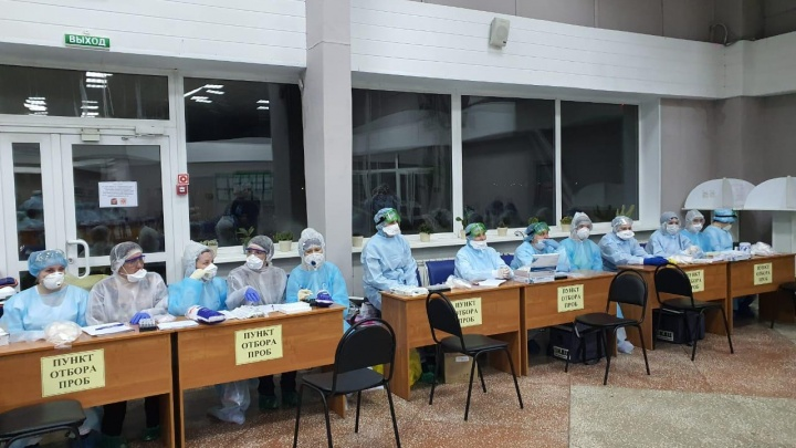 В Омской области число людей на карантине достигло 6265 человек