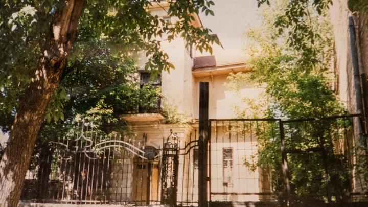 Восстановленный особняк Фирса Наймушина отдадут под жилье