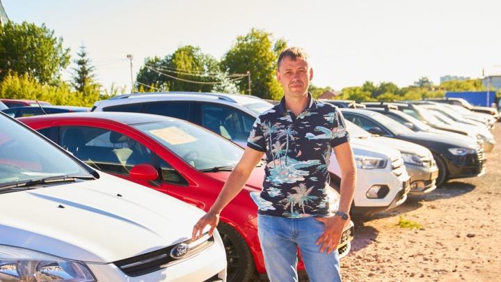 Из медицины в автоброкеры: как самарский врач построил бизнес на продаже подержанных автомобилей