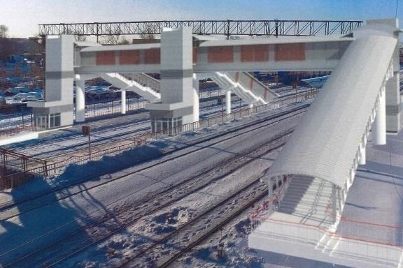 Новый мост достроят до конца следующего года