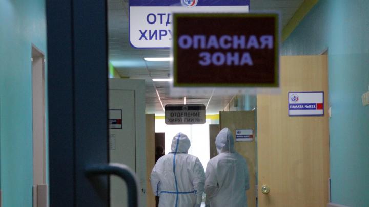 В Омской области число умерших от коронавируса достигло 380 человек