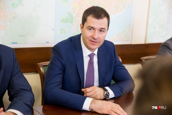 Владимир Волков ушёл в отпуск