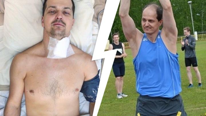 «Отношение ко мне ужасное»: на Урале парализованный тренер рассказывает о больничных буднях в Instagram