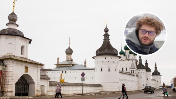 «Мне стало на секунду совестно»: Илья Варламов ответил мэру Ростова Великого