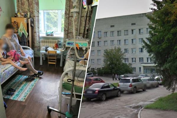 Для лечения онкобольных детей со страшными и очень серьёзными заболеваниями при Новосибирской клинической центральной районной больнице в Краснообске есть специализированное отделение на 19 палат. Сюда съезжаются дети — от грудничков до подростков — со всей Новосибирской области, Алтайского края и даже Якутии<br>