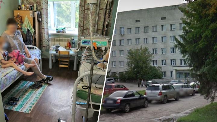 «Остались два врача»: что происходит в Краснообске, где лечат онкобольных детей. Рассказы отчаявшихся мам