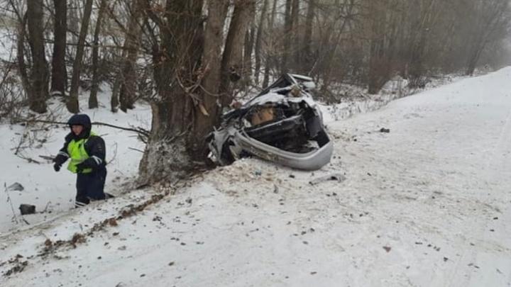 Первый серьезный снегопад в Башкирии унес жизни четырех человек