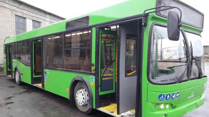 В октябре на архангельские дороги вернутся все низкопольные автобусы