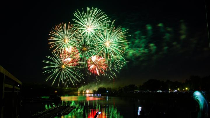 В Омске отменили ежегодный фестиваль фейерверков