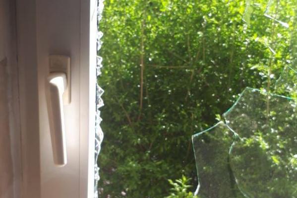 В сообществе регионального штаба Навального в Калининграде в соцсети сообщили, что квартиру Людмилы Стеч штурмовали около 10 людей в масках и разбили окно