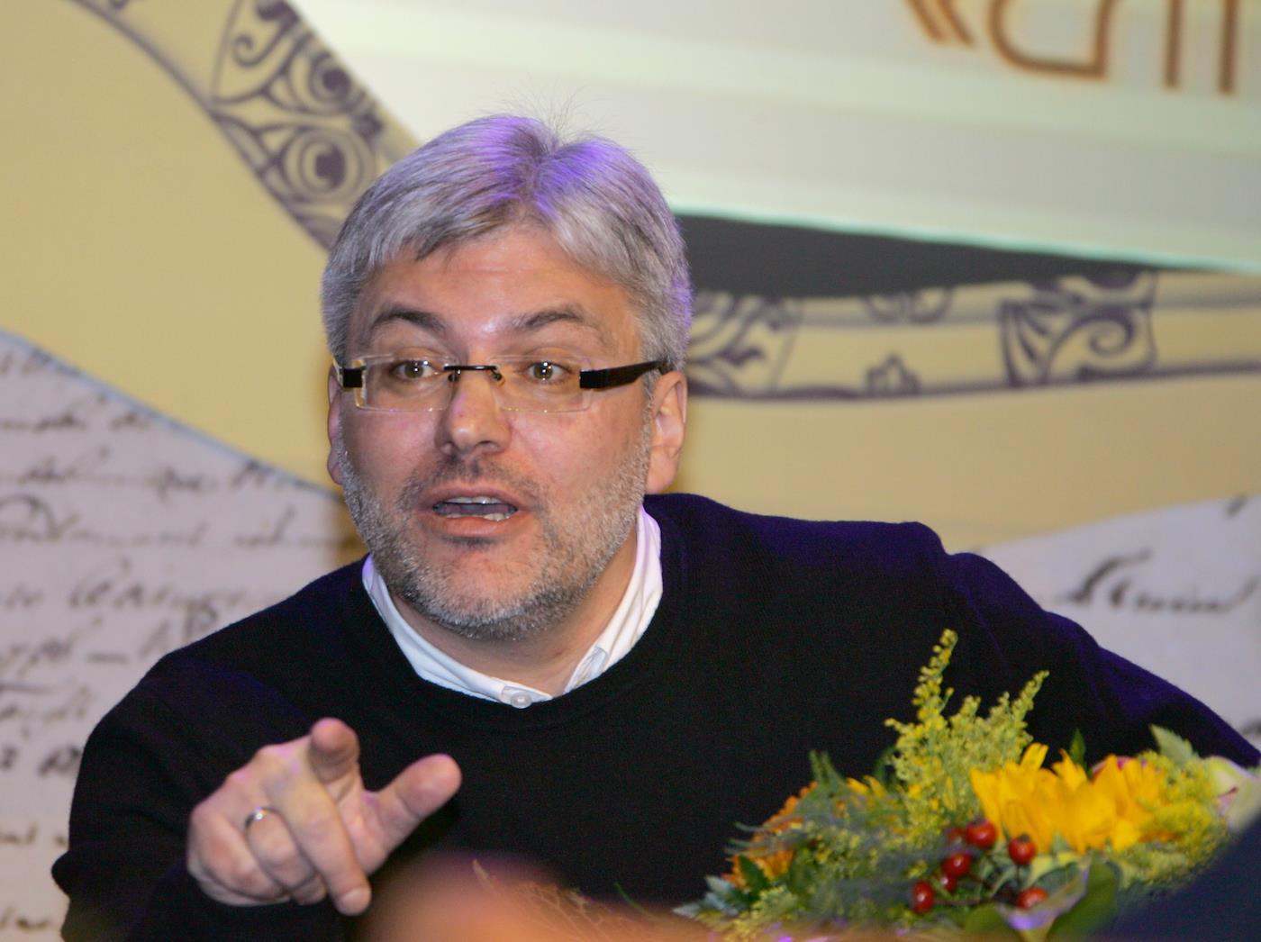 Евгений Водолазкин<br><br>автор фото&nbsp;Валерий Левитин/Коммерсантъ