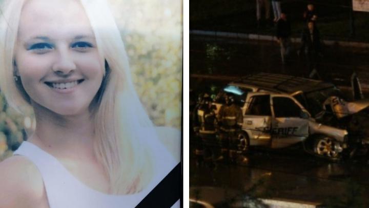 В ночной аварии на Красном проспекте погибла мама двоих детей