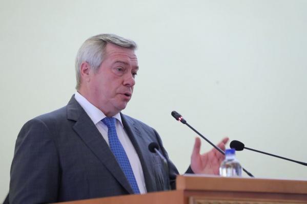 Голубев пообещал выделить еще 500 миллионов на новые направления из бюджета