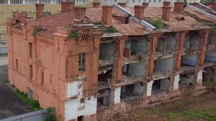 «Печальное зрелище»: самарский видеоблогер снял с высоты то, что осталось от ГПЗ-4
