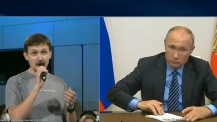 После встречи с уральским предпринимателем Путин поручил создать механизмы оживления старых заводов