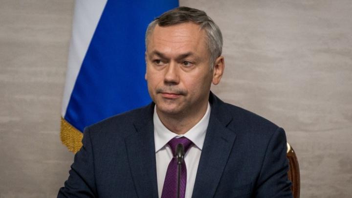 Андрей Травников рассказал, сдавал ли он анализ на коронавирус и что будет делать при недомогании
