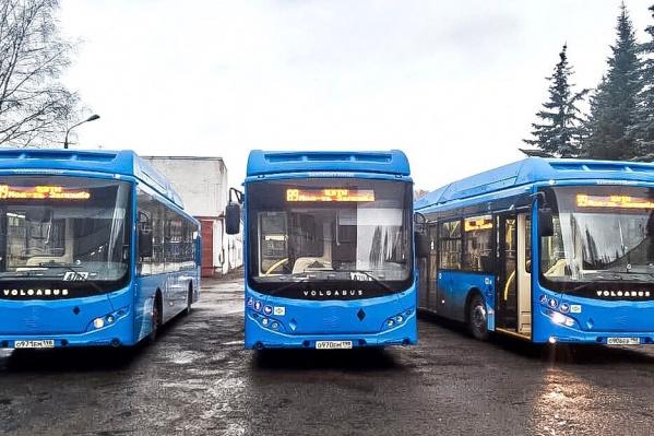 Вот такие автобусы должны возить новокузнечан после 18 ноября 2020 года