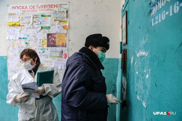 Медики и полицейские проверяют, как прилетевшие из других стран самарцы соблюдают карантин