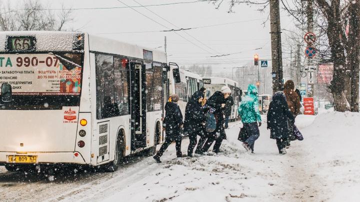 Температурные качели и мокрый снег: какой будет погода в феврале в Самарской области