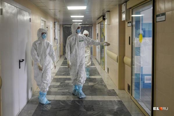 В ближайшие два месяца вместо посещения пар студенты будут бесплатно помогать врачам больниц Екатеринбурга
