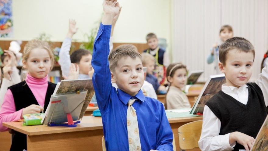 В Зауралье ученики начальной школы вернутся с дистанта за парты 30 ноября