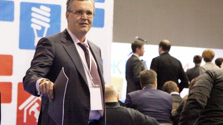 Полиция задержала бывшего гендиректора «ТНС энерго» Дмитрия Аржанова