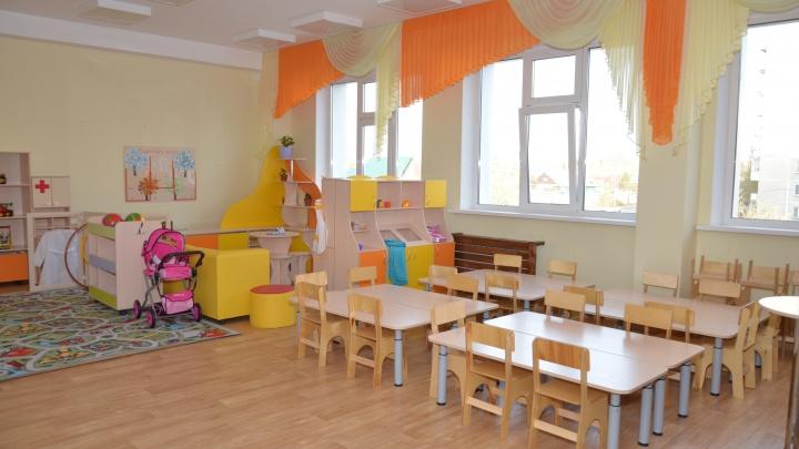 Власти объяснили, почему на Первомайке несколько месяцев не работает новый корпус детского сада