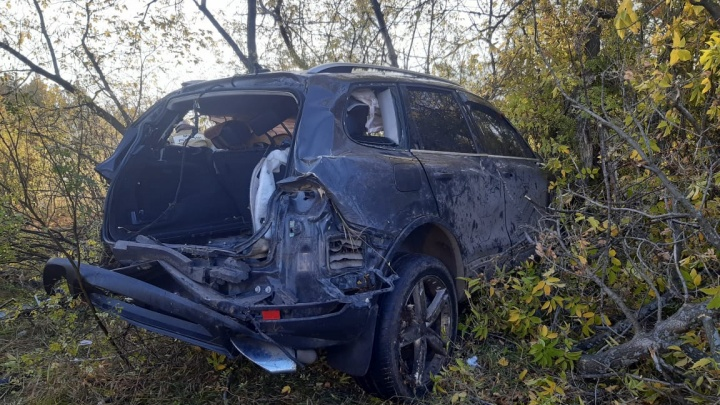 Омичи, попавшие в аварию на Красноярском тракте, находятся под аппаратами ИВЛ