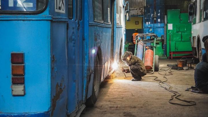 Сотрудников «Электрического транспорта» обучат работе с новыми троллейбусами