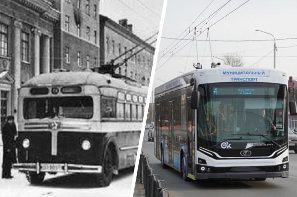 """Вот к чему пришел омский троллейбус за <nobr class=""""_"""">65 лет</nobr> своего существования"""
