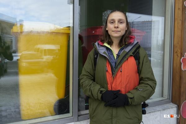 Десять лет назад Дина Хитрова начала тушить лесные пожары и стала экоактивисткой