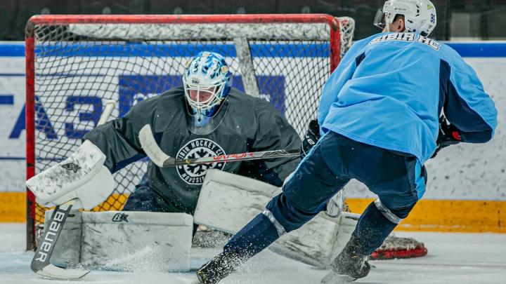 11 хоккеистов и тренеров «Сибири» заболели COVID-19 после поездки в Челябинскую область