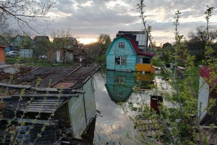 Вода в реках поднимется на два метра: мэрия Ярославля предупредила о надвигающемся подтоплении