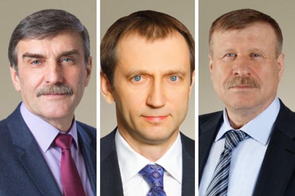 Виктор Баранов, Дмитрий Осипов и Николай Благов попали в топ-100 самых богатых депутатов и госслужащих