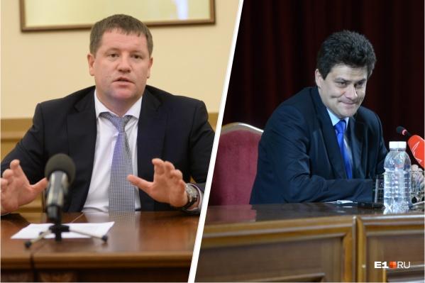 Сергей Бидонько уверяет, что речи об отставке мэра Екатеринбурга не идет