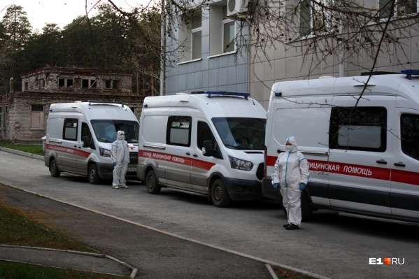 На Среднем Урале за сутки фиксируют по 306 новых случаев COVID-19<br>