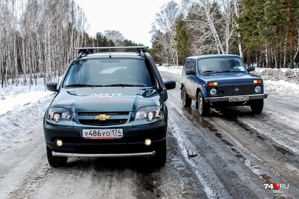 Chevrolet Niva и Lada 4 x 4 — последнюю нельзя было называть «Нивой», потому что права на бренд принадлежали GM. Но теперь всё изменилось