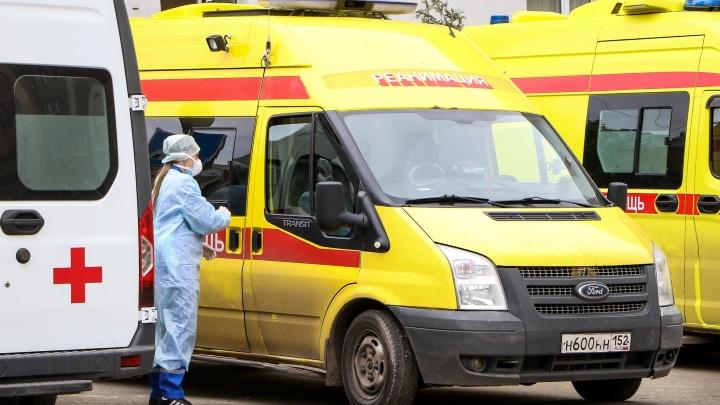 Еще 305 человек заболели коронавирусом в Нижегородской области