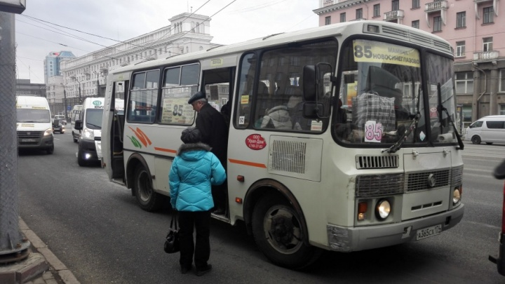 Чиновники отреагировали на забастовку маршрутчиков в Челябинске