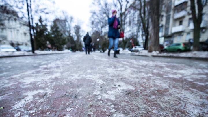 Снег идет, коммуналка подрастет: события 16декабря