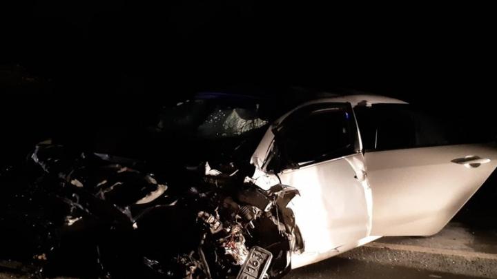 Все в крови и осколках: в Самарской области шесть человек погибли в ДТП на трассе