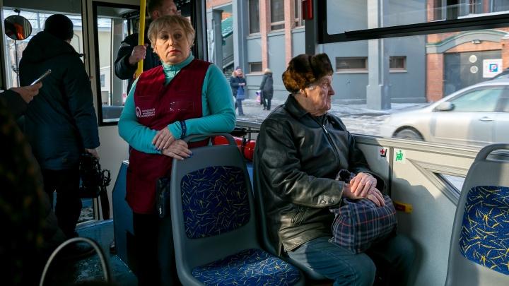До Предмостной площади Красноярска запускают троллейбус